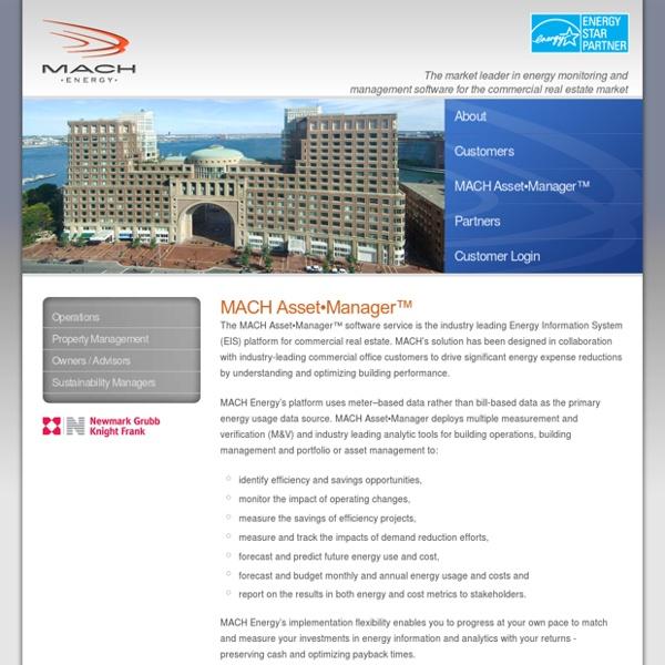 MACH Asset Manager™