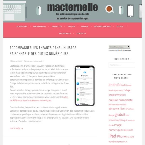 Macternelle.fr