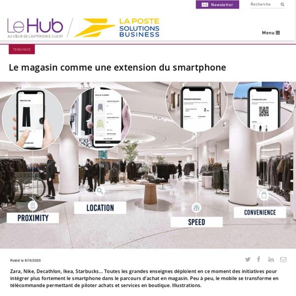 Chap.7-Le magasin comme une extension du smartphone