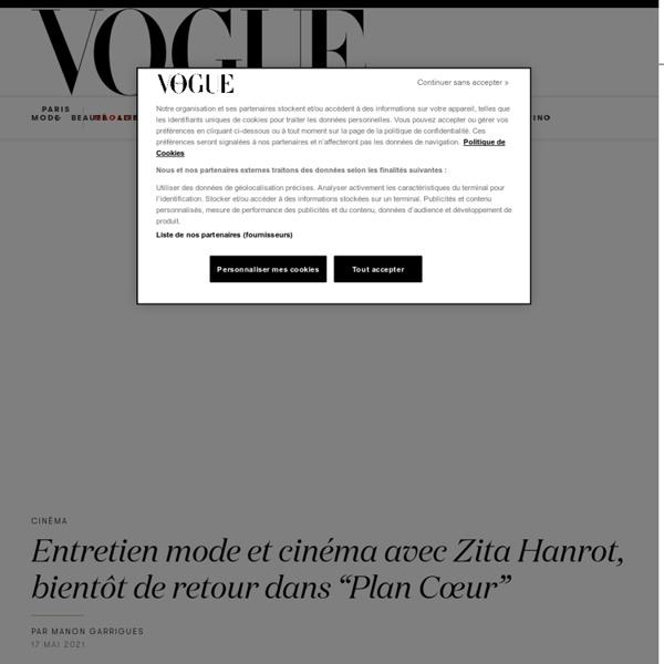 Magazine mode, beauté, joaillerie, défilés, culture, sorties, votre magazine mode Vogue.fr