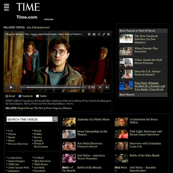 Magical Recap: The Harry Potter Saga in 5 Minutes