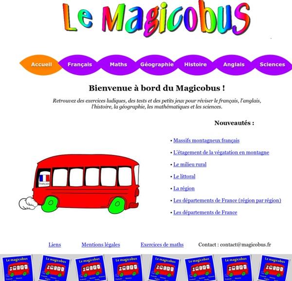 Magicobus : le bus éducatif