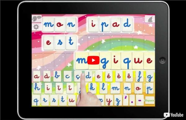 La magie des mots - pour iPad et iPhone