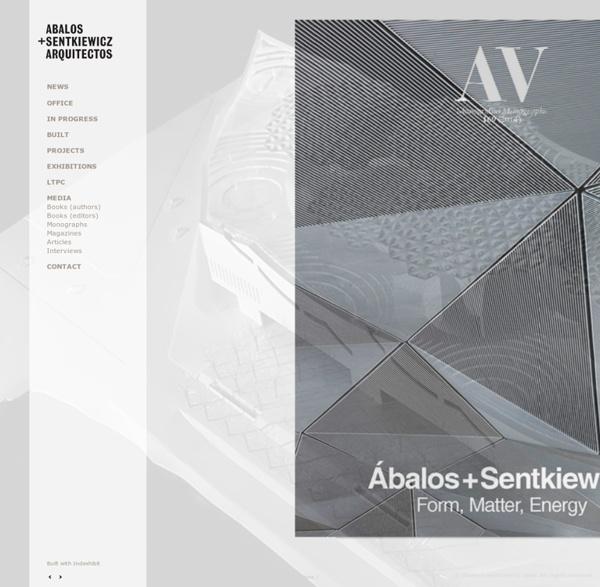 Main/News : Abalos+Sentkiewicz