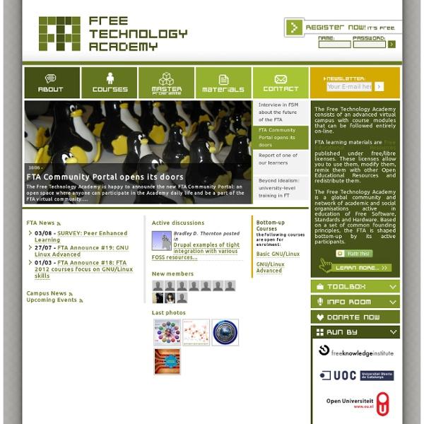 FTA - Free Technology Academy