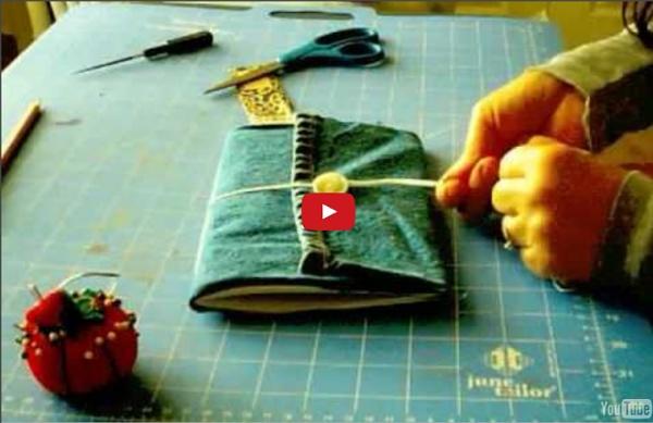 Make an easy Art Journal