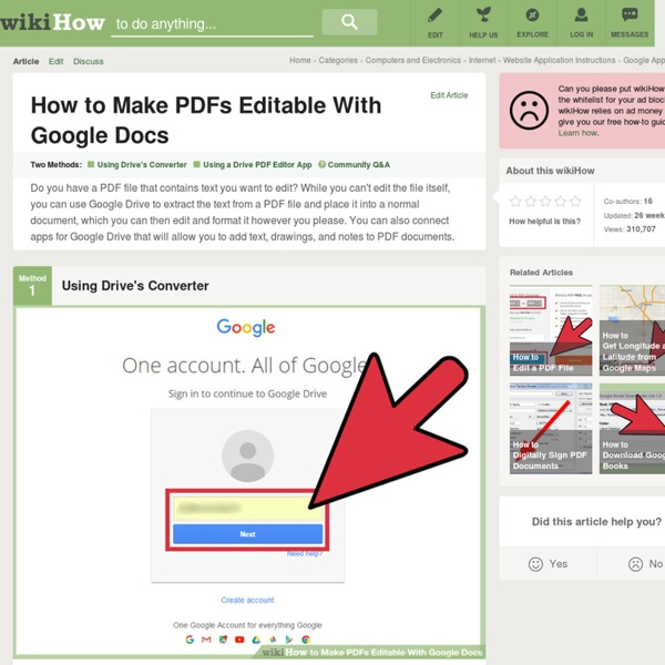 How to Make PDFs Editable With Google Docs: 6 Steps