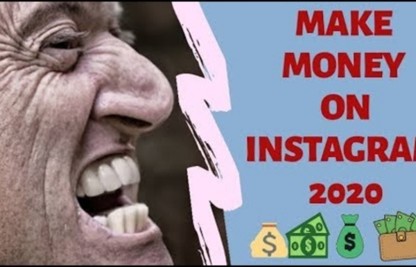 How To Make Money On Instagram 2020 □□ GET PAID From INSTAGRAM □
