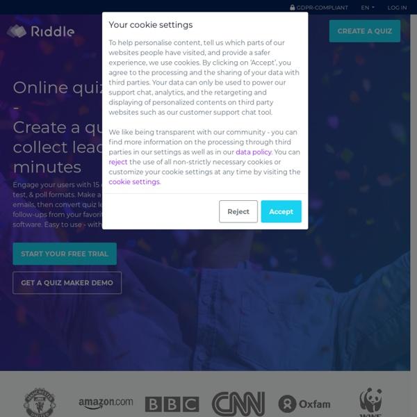 Riddle:免費, 手機友善, 可用相片, 問券/投票/測驗/List, 有中文