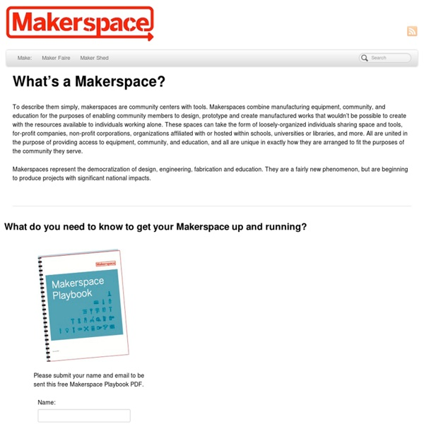 Creating a space for young makers and educators