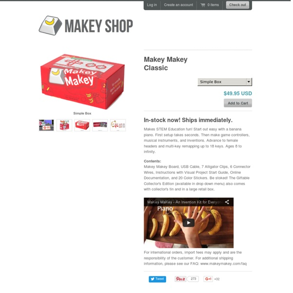 Makey Makey Kit – JoyLabz