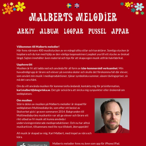 Malberts melodier
