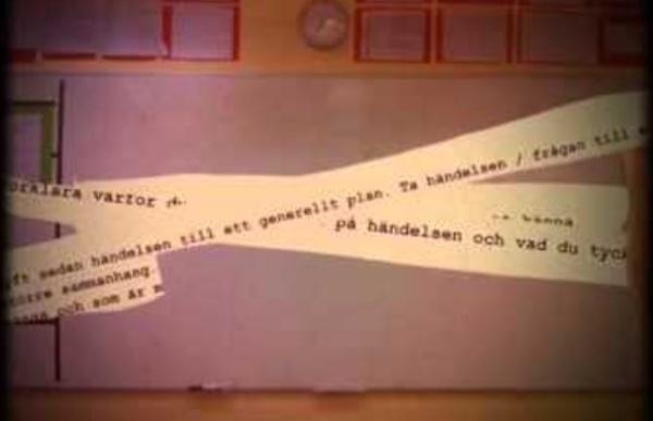 Malinsklipp genre krönika och förslag på ämne att skriva om