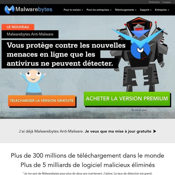 Malwarebytes : Anti-Malware Gratuit