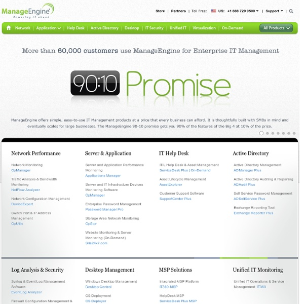 Network Management Software