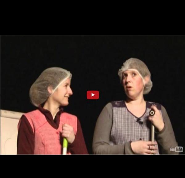 Inculture(s) 9 : Le Management - Annaïg Mesnil Alexia Morvan - Scop Le Pave - Conférence
