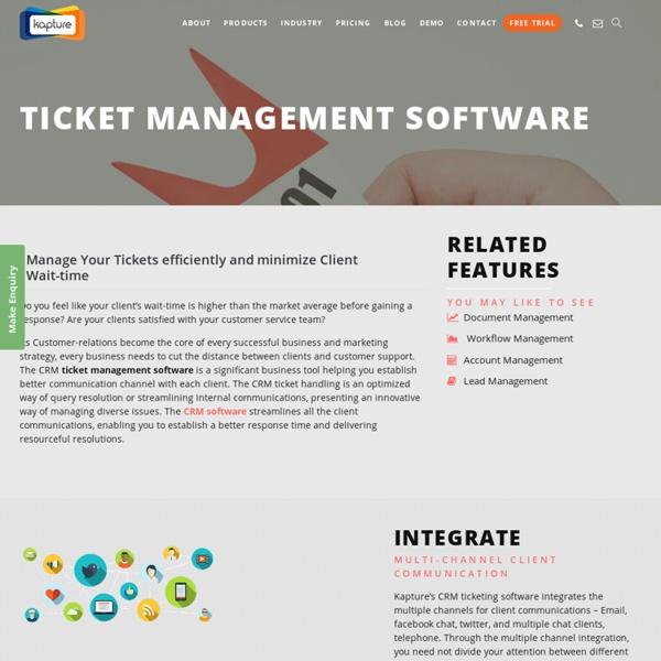 Cloud Based Help Desk & Ticketing Software