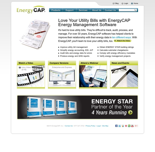 EnergyCAP Enterprise