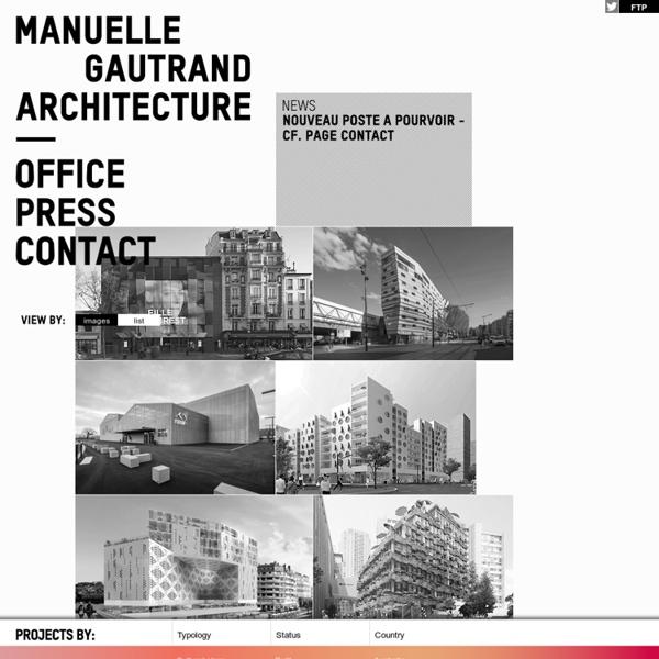 Manuelle Gautrand - Architecture