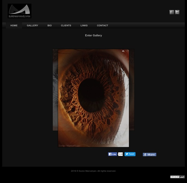 Suren Manvelyan – Armenian Photographer, Animal Eye Photos, Human Eye Photos