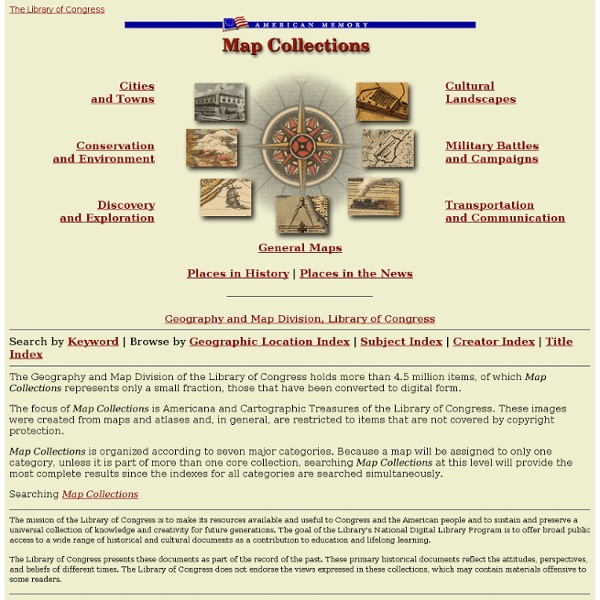 Map Collections