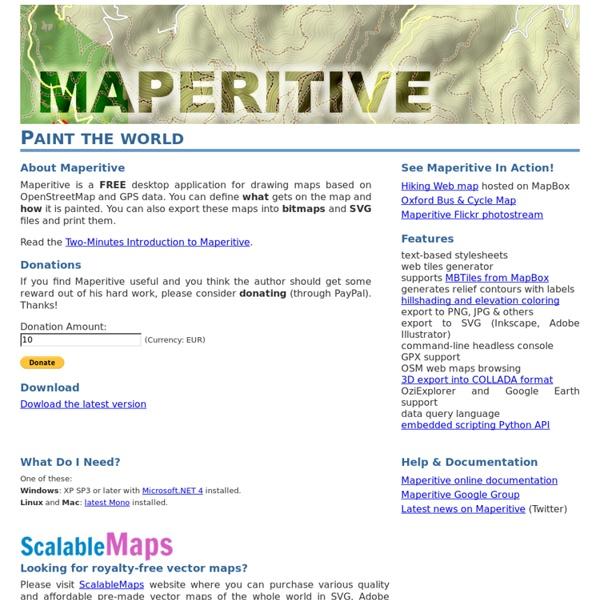 Maperitive