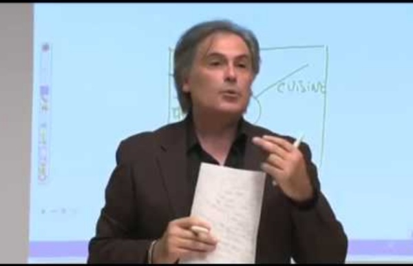 Mind mapping, conférence au Cned 1 2