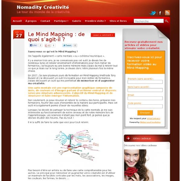 Qu'est-ce que le Mind Mapping ?
