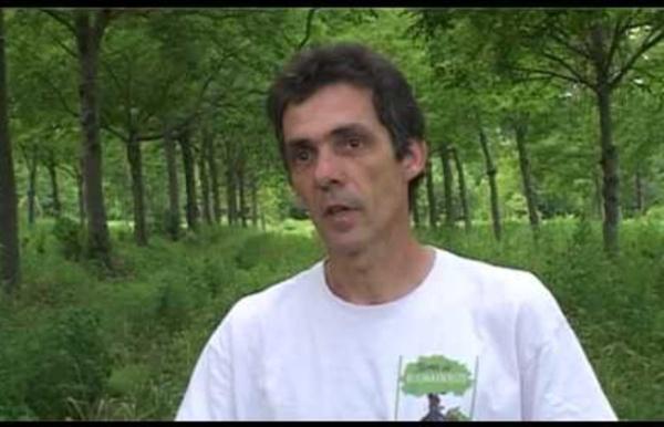 Maraîchage bio sous les arbres - Denis Flores (Hérault)