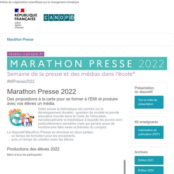 Marathon Presse