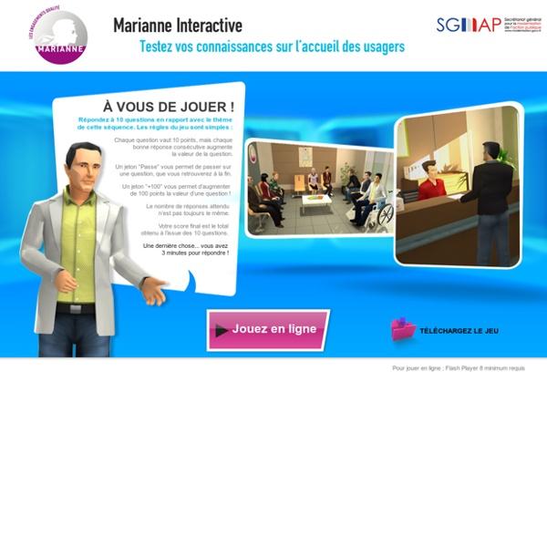 Marianne Interactive