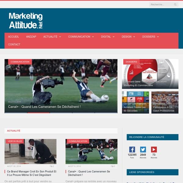 Marketing Attitude - Le Meilleur du Marketing