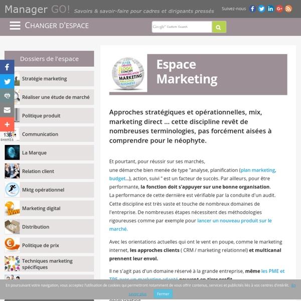 Le marketing et la communication événementiel, cours et article : sélection de liens sur Manager GO!