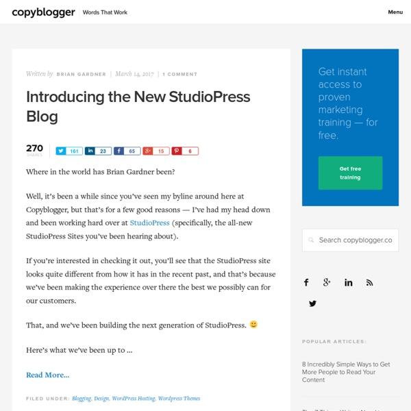copywriting articles
