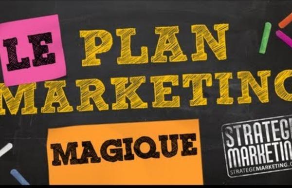 Vidéo : Le Plan Marketing en 2 minutes (comment élaborer un plan marketing)