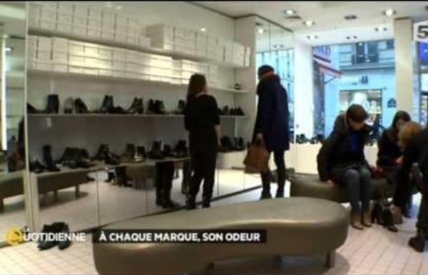 Marketing olfactif: associer une odeur à une marque pour stimuler l'acte d'achat