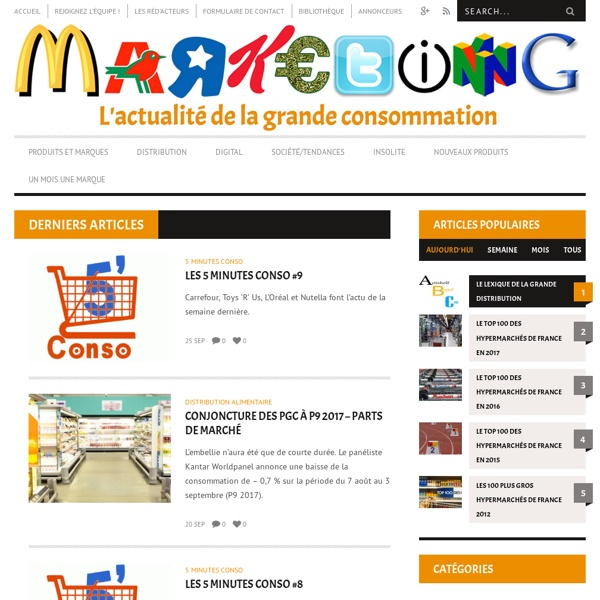 Marketing PGC