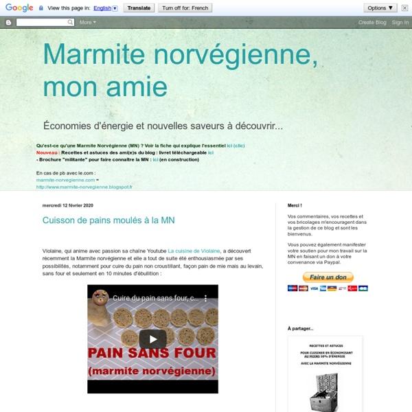 La marmite norvégienne: Garder les aliments au chaud