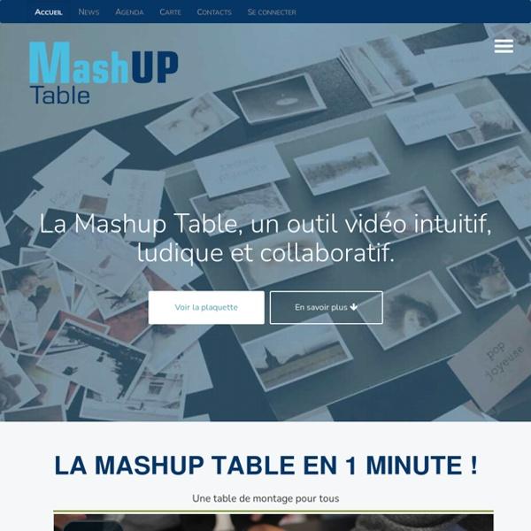 Mashup Table