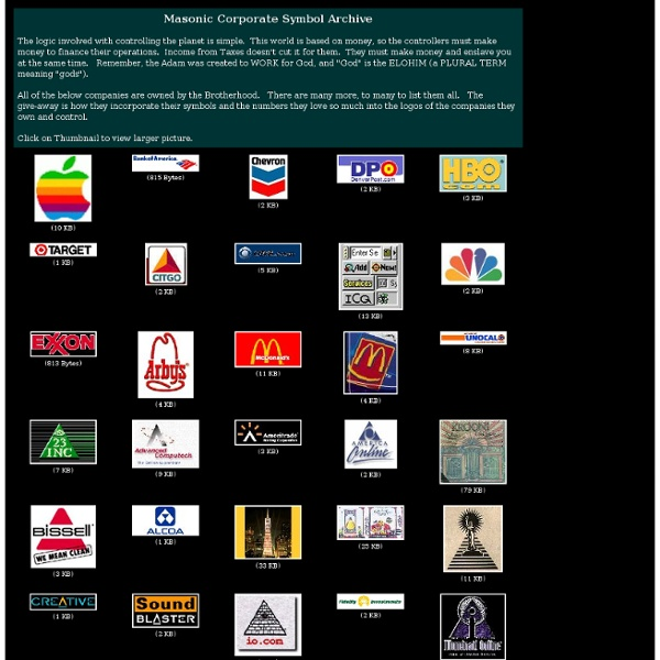 Masonic Corporate Symbol Archive Pearltrees