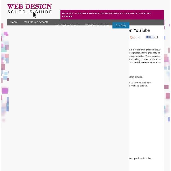 Web Design Schools Guide