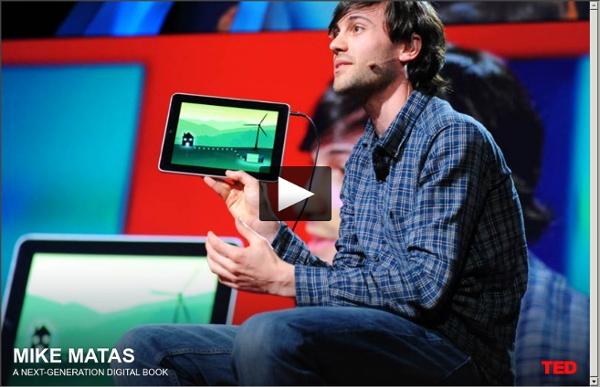 Mike Matas: A next-generation digital book