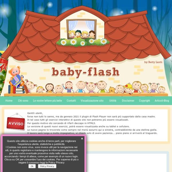 Matematica - Baby-flash