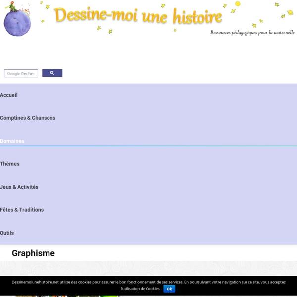 Le graphisme en maternelle : activités répertoires graphiques...