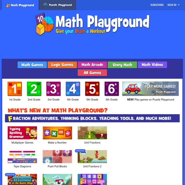 Online Math Games for Kids