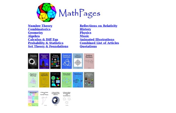 MathPages
