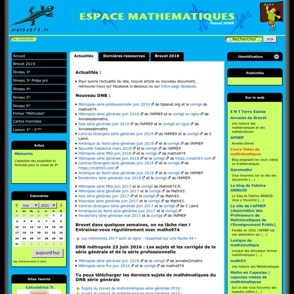 Maths974