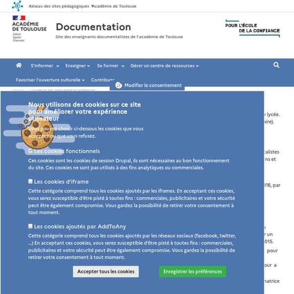 La matrice EMI de Toulouse, document de référence (Collège et Lycée)