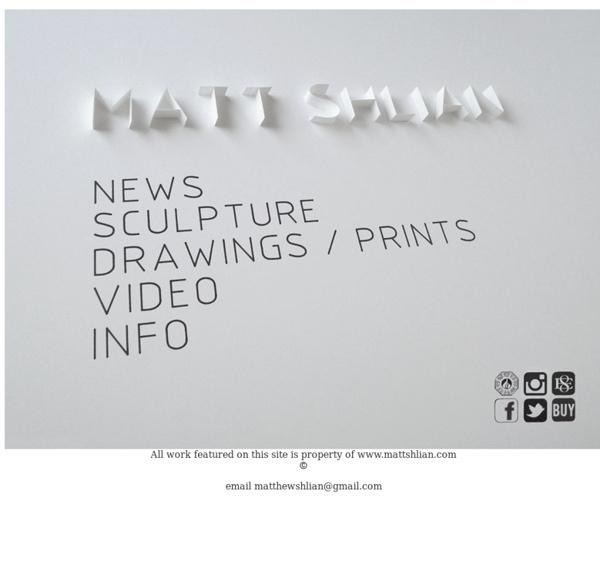 Mattshlian.com!