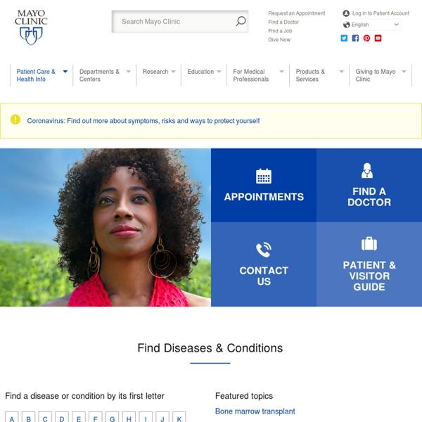 Mayo Clinic - Mayo Clinic